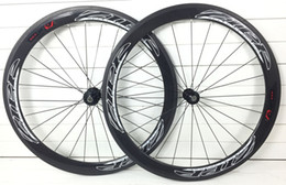 Wholesale 700c full carbon road bike wheels wheelset Novatec hubs spokes clincher simano body