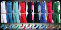 Wholesale blank basketball jersey exercise tracksuit good price Nike quality europe sizes colors stitch name number