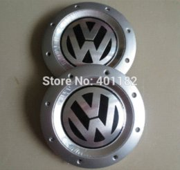 Wholesale 4pcs mm inch alloy VW Volkswagen Caddy Touran Golf WHEEL CENTER CAPS RIM HUB CAP volkswagen