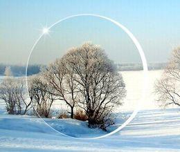 Wholesale Ultra thin aspherical lens hd radiation resistant myopia lens resin lenses