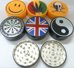 smoking grinder 60mm size CNC grinder metal cnc teeth tobacco grinder mix designs