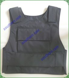 Wholesale defense weapons All soft matter kevlar stab proof vest