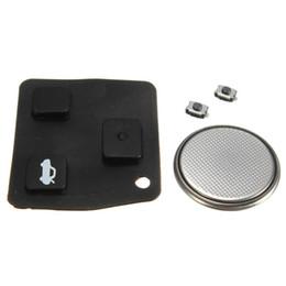 Para la reparación dominante Avensis + Battery del cojín de la llave del coche de Toyota 2/3 del coche del botón libera el envío desde repara coches proveedores