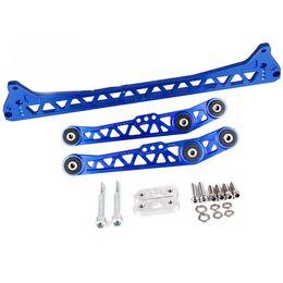Wholesale Function style Billet Lower Control Arm mount Subframe Brace For Honda For Civic Del Sol EG