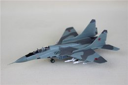 Wholesale Ame com the former Soviet MIG fighter alloy model