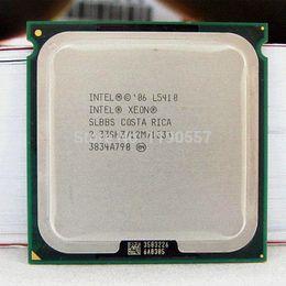 Wholesale Original Xeon E5410 INTEL XEON E5410 Processor GHz MB MHz Quad Core Server CPU server cpu cpu atom cpu atom