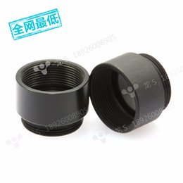CCTV camera M12 lens mount extender