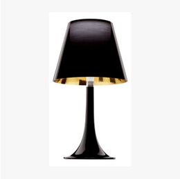 Wholesale Flos Miss K Table lamp Modern Philippe Starck design desk light Bedside lighting fixture Multi Color AC V V