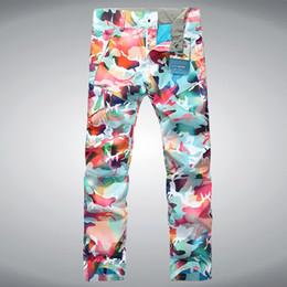 Wholesale New arrival Quality camouflage ski suit snowboard pant warm woman ski pant windproof trousers women s ski pants
