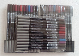 Free Shipping! 12pcs set Brand Waterproof Liquid Eye Liner more color Eyeliner Pencil Makeup Pen The wholesale price
