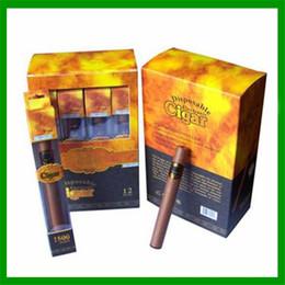 Wholesale HOT Disposable Cigar Puffs Electronic Cigarette E Cigars NO E Cig Vapor Powerful Cigarettes Better Than Shisha E Hookah Disposabal