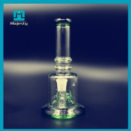 Wholesale 2015 Amazing Two Function Martini Glass Bong mm Female Mini Glass Bongs Dry Herb Rigs Toro Glass Bongs from Majesty
