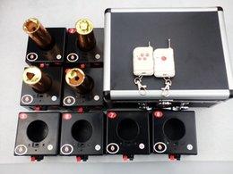 Wholesale Configuración de Control de botón CH CE HZ M receptor de la Boda Etapa el Equipo de encendido Electroni Fuegos artificiales de los sistemas de disparo Interruptor Inalámbrico