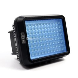 Wholesale Factory Price XT LED Video Light Bulbs with Three Color Diffuser Filters and Adapter for Digital Camera Canon Nikon goodbiz