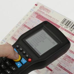 Inventario libre en venta-¡Envío libre! 1D EAN13 UPCA / E alambre los datos sin hilos del explorador del código de barras Terminal del colector del inventario