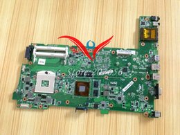 Wholesale original new N73SV motherboard N73SV MAIN BOARD N1RMB1100 DDR3 mainboard tested fully off ship good service