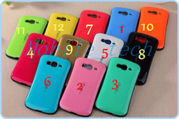 iphone XR XS MAX Iface hard shockproof case for iphone 5S 6 6plus Samsung S8 S8 plus S7 S7 plus 50pcs no package