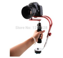 Wholesale quot Australia Local Delivery quot NEW Professional Video Steadycam Stabilizer System for Camera Camcorders DSLR D2 D3 D800S stabilized turquoise