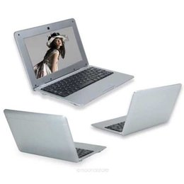 Wholesale buy one piece Android Operation system Mini Laptop Netbook Notebook Computer