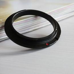 Wholesale Caliente para adaptador de montaje Canon EOS EF Anillo D D D D D Rebel XSi T1i mm lente de la cámara