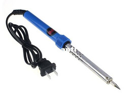 Wholesale New Arrive AC V W W W Electric Solder Soldering Iron Welding Heating Tool