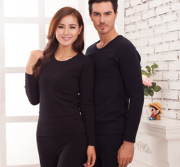 Wholesale 2015 New listing Men keep warm underwear antibacteria clothes wool suit Thick paragraph NBN1