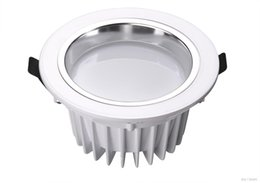 Wholesale Led downlight Recessed ceiling lights AC85 V W inch die casting downlight