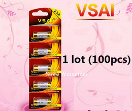 Wholesale L1028 V A Card dry VSAI battery for doorbell remote control transmitter toy