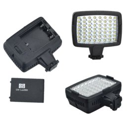 CN-LUX560 Led Video Light On Camera Lamp For Canon Nikon DSLR Camera DV Camcorder lamp line