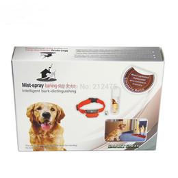 Wholesale Hot Brand New Professional Pet Dog Citronella Spray Bark Control No Barking Collar Pets Trainer Animal Training Tool