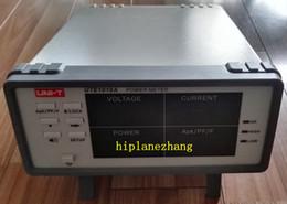 Bench True RMS Voltage Current Power Factor & Power Meter Analyzer Range 3000W UTE1010A