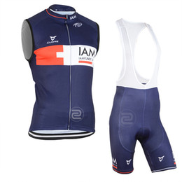 2015 IAM summer men outdoor cycling Short Sleeveless jersey Cycling vest bib Shorts Bike vest Cycling waistcoat bib short kits mix size