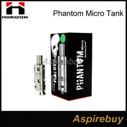 Wholesale Newest Original Horizon Phantom Micro Sub ML Tank advanced Tank and Horizon Tech Phantom BTDC Coil II ohms