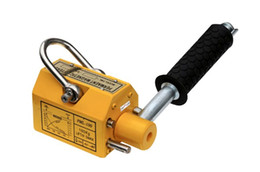 Free Shipping Rated Lifting Strength 100KGs capacity permanent magnetic lifter steel lifting tool lifting equipment