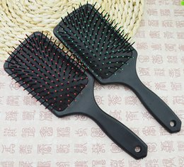 Wholesale Professional Healthy Paddle Cushion Hair Loss Massage Hairbrush Comb Scalp