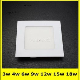 led panel light surface mounted 3w 4w 6w 9w 12w 15w 18w super bright led panel wall ceiling down light bulb lamp for bathroom bathroom down lighting