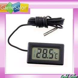 Измеритель температуры панели для продажи-бесплатно ЖК доставка Цифровой термометр Группа измеритель температуры порядка $ 18 нет отслеживания
