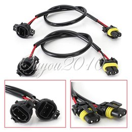 Wholesale Best Promotion x H16 Wire Harness for HID Ballast to Stock Socket for HID Conversion Kit