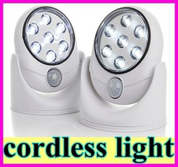 Wholesale Factory Price As Seen Motion Activated Light Cordless Porch Lights Fulcrum Light It Wireless Motion Activated