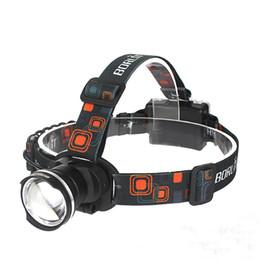 XMLT6 LED outdoor hedlight Lanternillumination 800 Lumens zoom AdjustableAluminum for 3*AA Battery headlamp for fishing camping hiking