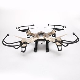 Promotion vidéo rc F11592 / 93 JJRC H9D 0.3MP Caméra HD RC Quadcopter 2.4G 4 CH 6-Axe Gyro LED RTF Drone UAV + FP