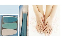 Wholesale Scholl Velvet Smooth Refill for Electronic Nail Care System Tool Niall Care Heads Per Set