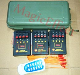 Wholesale AMR04 Equipment m Fireworks Firing system ignition remote Electronic Wire display for Wedding igniter