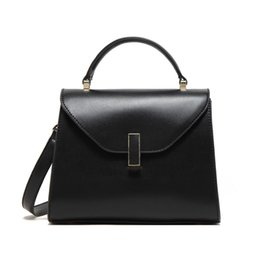 Wholesale Women Shoulder Bags PU Leather Office Totes Messenger Bag High Quality Solid Portable Soft CH50002