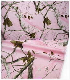 Realtree Pink Cotton Fabric Sold by Yard Unique Camo Dress Fabric 59 inch in Width True Timber Outdoors Camouflage Ovation Pink Fabric