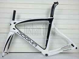 Wholesale 2015 road bike frame white black gray DIY color bicycle frame T1000 BB68 BB30 all color available such as black red bob sky
