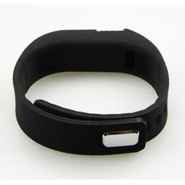 Promotion activité smartband tracker Rubber Band Tracker Wristband Activité Fitness gros-étanche pour TW64 Smartband Bracelet Accessoires Remplacer Strap Non Puce