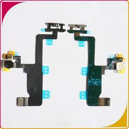 For iPhone6 Power On Off Flex Cable for iPhone 6 Plus 4.7 5.5 inch 100% Original Brand New