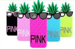 Wholesale Cartoon Cell phone Case Cute PINK D Watermelon Soft Silionce PhoneCover For Iphone s Iphone plus Cell Phone Cover