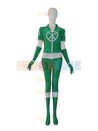 New Style X-men Rogue Green Custom zentai spandex Superhero Costume Welcome to buy